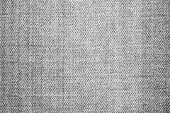 Worn jeans texture of gray color Royalty Free Stock Photos