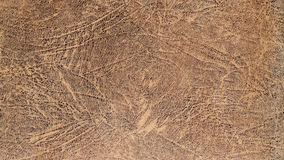 Worn leather background Royalty Free Stock Photography