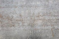 Worn metal sheet floor texture. Background stock images