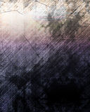Worn metal texture Stock Photography