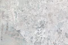 Worn old painted concrete wall Stock Photography
