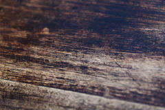 Worn out wooden floor Stock Photo
