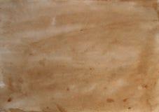 Worn paper texture Stock Image