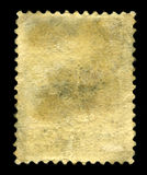 Worn Postage Stamp Royalty Free Stock Photos
