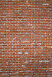 Worn Red Brick Wall Background. Texture Stock Photo