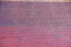 Red wooden board as the background Royalty Free Stock Photography