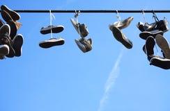 Worn Shoes Stock Photos