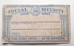 Worn Card Social 90696161 Editorial Security - Of Photo Image