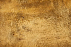 Worn and stained wood Royalty Free Stock Image