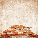 Worn wall Royalty Free Stock Images