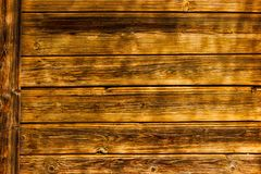 Worn wall made of wood royalty free stock photo