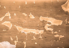 Worn wall paint Stock Images