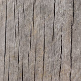 Worn and Weathered Vertical Grained Wood Background Royalty Free Stock Photo