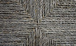 Worn Wicker texture Royalty Free Stock Photo