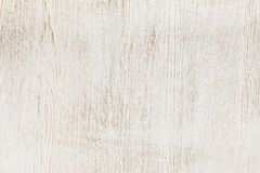 Worn wood. Worn white paint on wood background texture Royalty Free Stock Photo