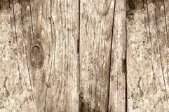 Worn wooden background Stock Photos
