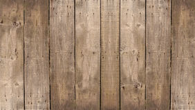 Worn wooden strips. Strips of worn wood showing the wood grain Stock Image