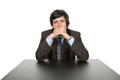 Worried Royalty Free Stock Images