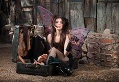Worried Fairy Stock Photos