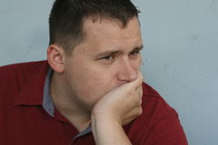 Worried Man Stock Photos