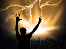 Worship Stock Images