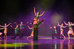 Worship Dance-India memories-the Austria's world Dance Stock Photos