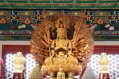 Worship Guanyin Stock Images