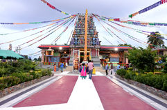 Free Worshippers At Sri Siva Subramaniya Hindu Temple In Nadi Fiji Royalty Free Stock Image - 86247806