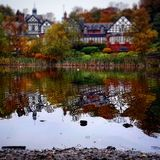 Worsley. Greater manchester Stock Photo