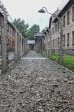 Auschwitz, the worst that ever happened to humanity. The worst that ever happened to humanity stock images