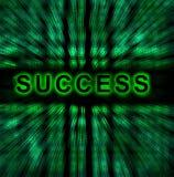 Wort-Erfolg Stockfotos