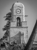 Worth Avenue Clock Tower. Clocktower on West Palm Beach royalty free stock photo