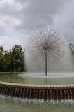 Wortham Fountain Stock Photo