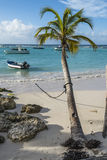 Worthing Beach Barbados West Indies Royalty Free Stock Photo