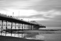 Worthing Pier stockfoto
