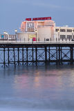 Worthing Pier Amusements Royalty Free Stock Images