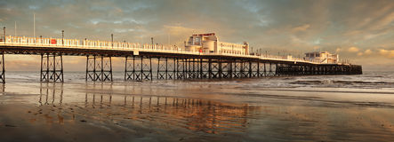 Worthing Pier royalty free stock photos