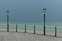 Worthing Pier. Stock Images