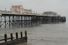 Worthing (West Sussex) Pier Stock Photos