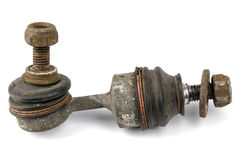 Worthless stabilizer link Stock Photography