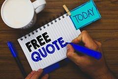 Wortschreibenstext geben Zitat frei Geschäftskonzept für a-Memorandumphrase, die ist, hat normalerweise die impotant Mitteilung,  lizenzfreie stockfotos