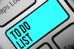 Wortschreibenstext, zum des Listen-Geschäftskonzeptes für a-Struktur zu tun, die normalerweise in der contining Papieraufgabe von stock abbildung