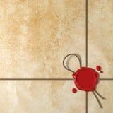 Wosk foka royalty ilustracja