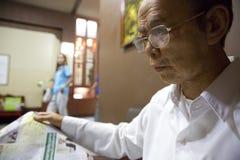 Wosk postacie przy Tajlandzkim Ludzkim metaforyka muzeum ja Zdjęcia Stock
