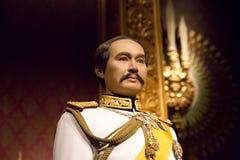 Wosk postacie przy Tajlandzkim Ludzkim metaforyka muzeum ja Obraz Stock