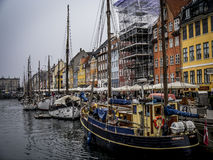 Wotan, Nyhavn Imagem de Stock