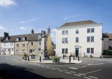 Wotton-onder-rand Oorlogsgedenkteken, Gloucestershire, het UK royalty-vrije stock foto's