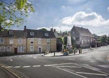 Wotton-onder-rand Oorlogsgedenkteken, Gloucestershire, het UK royalty-vrije stock foto