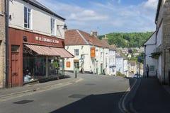 Wotton-under-Edge, Gloucestershire, UK Stock Image