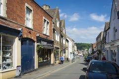 Wotton-under-Edge, Gloucestershire, UK Stock Photo